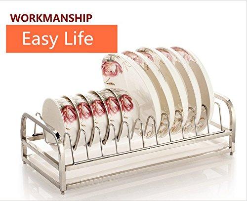 Hutch sink drainboard kitchen shelf rackpool supplies wash dishes storage rack-simple 17116inch