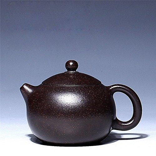 ZEETOON 260cc Authentic Yixing Teapot Chinese Health Care Kung Fu Tea Set Puer Coffee Purple Clay Tea Pot All Handmade Xi Shi Pot New
