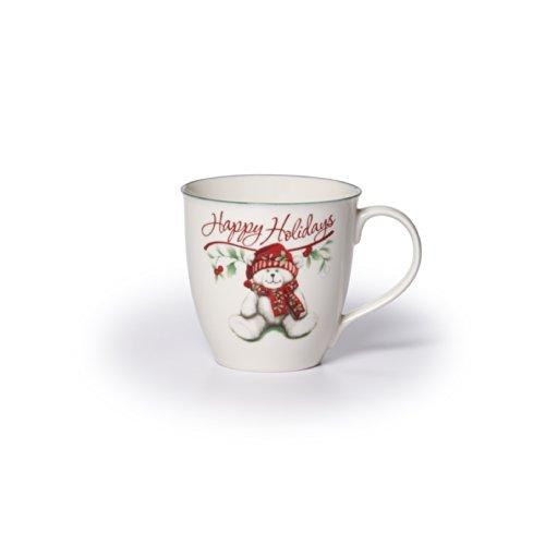 Pfaltzgraff Winterberry Porcelain Mug 20-Ounce