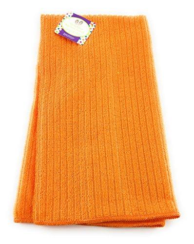 Regent Microfiber Kitchen Towel Orange