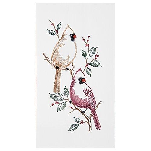C&F Home 18X27 Flour Sack Towel Cardinal