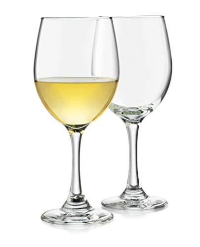 Libbey Classic White Wine Glasses Set of 4