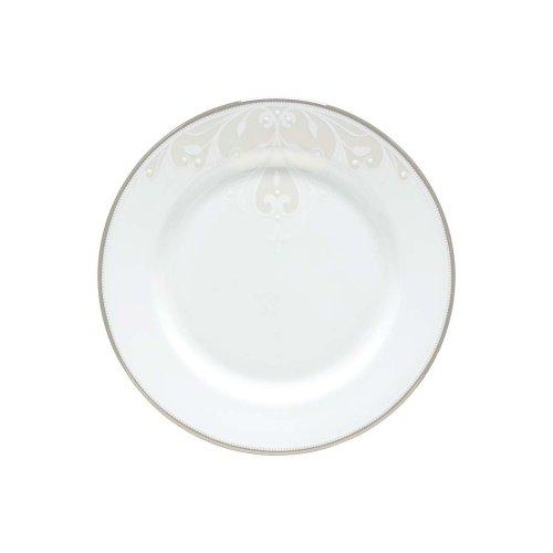 Lenox Opal Innocence Scroll Butter Plate