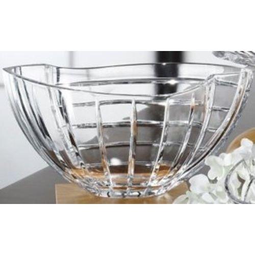 11 Diameter Livingston Crystal Serving Bowl