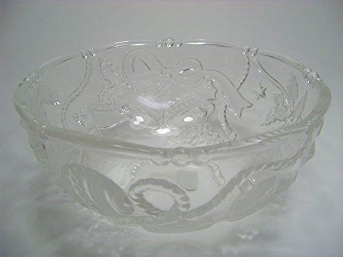 Mikasa - Holiday Gala 10 Crystal Serving Bowl