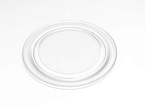 OEM Sharp Microwave Glass Plate Turntable Shipped with R204EWA R-204EWA R209BK R-209BK R209BW R-209BW