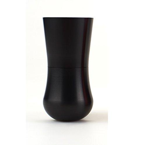 Paprikum – Premium High-End Manual Spice Grinder Spice Mill Shaker Black