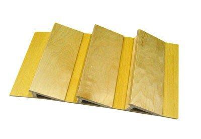 Omega National NPSDI1916 16 in Wood Spice Rack