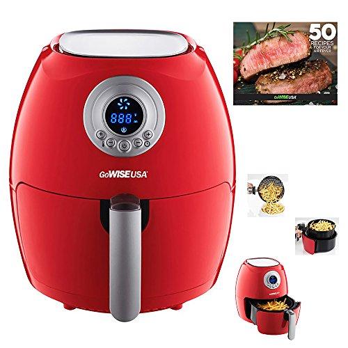 GoWISE USA 275-Quart Digital Air Fryer GW22633