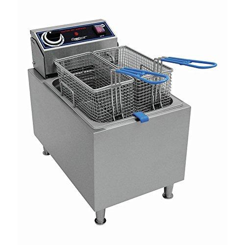 Centaur 32 lb Electric Countertop Fryer - 21 1516L x 17 12W x 16 12H