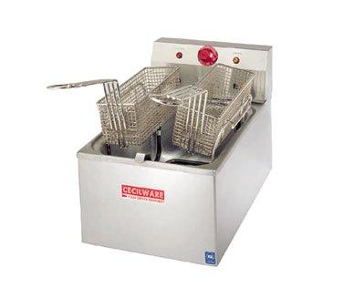 Grindmaster EL250 Countertop Fryer Electric 15 lb fat Capacity