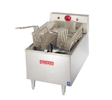 Grindmaster EL270 Countertop Fryer Electric 15 lb fat Capacity