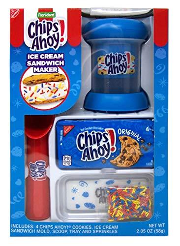 Chips Ahoy Ice Cream Sandwich Maker Kit Gift Set