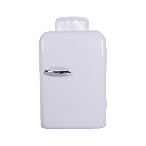 20L Cooler  Warmer Mini Refrigerator for Dorm  Home  Car xhc-20 Auto CarHome Refrigerator white