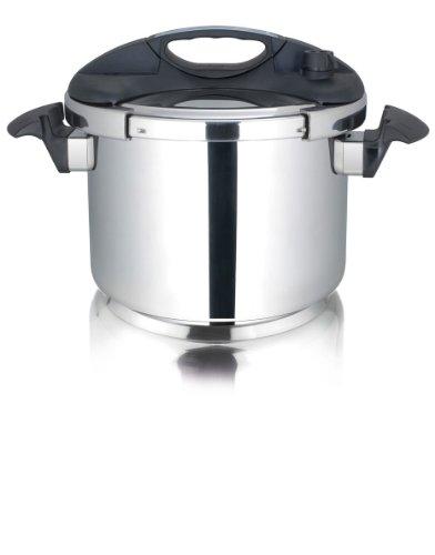 Cuisinox POT-E10 Deluxe Pressure Cooker 100-Liter