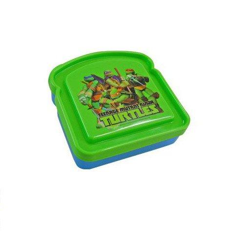 WGI Teenage Mutant Ninja Turtle Sandwich Container Set of 3