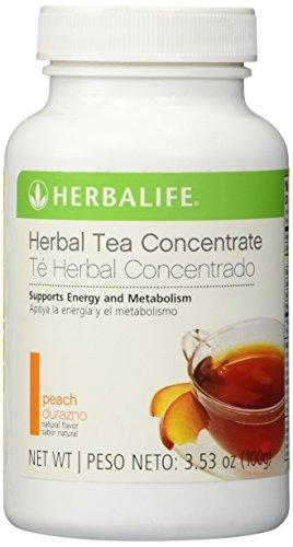 Herbalife Herbal Concentrate Tea Peach 353 oz 100 g