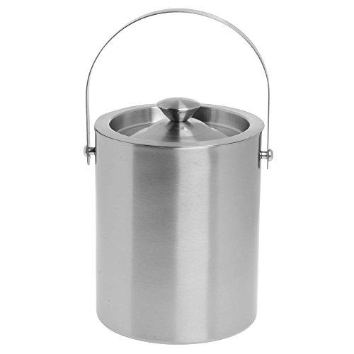 HUBERT Ice Bucket with Lid 21 Quart Double Wall