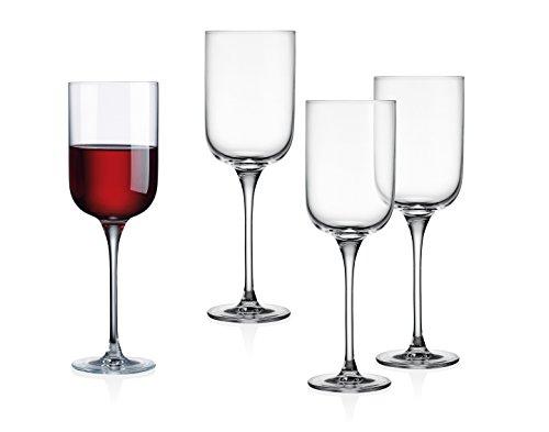 Godinger Linea Set4 15oz Wine Goblets