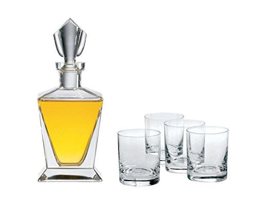 Ravenscroft Crystal Bishop Decanter 125th Anniversary Limited Edition Gift Set
