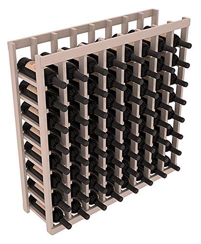 Wine Racks America Ponderosa Pine Tasting Table Base 13 Stains to Choose From