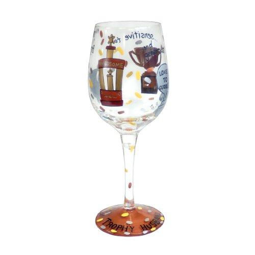 Lolita Wine Glass - Trophy Husband