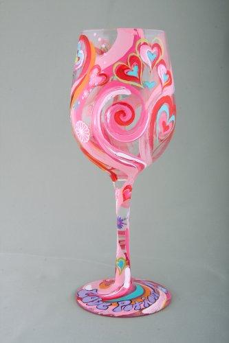 Wine Glass Love Potion Lolita Valentine 2012