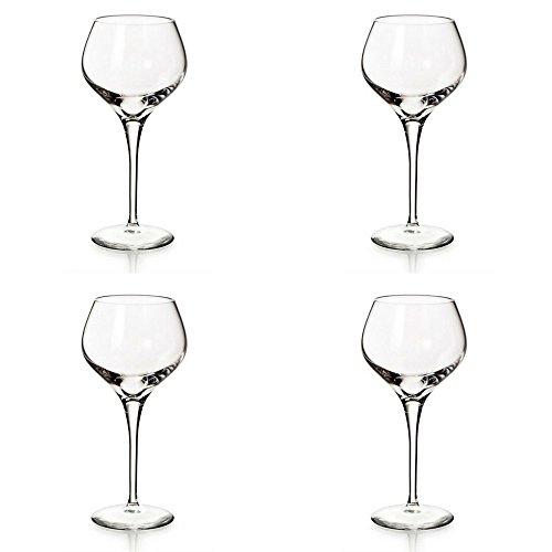 Vista Alegre Crystal Lybra Red Wine Goblet - Set of 4