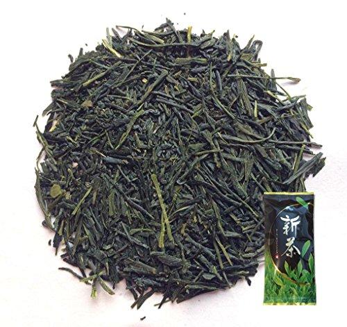 Asamushi Light-steamed Japanese Sencha green Tea loose leaf Sayama-Kaori 100g 352oz