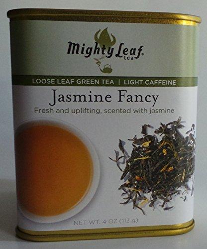 Mighty Leaf Tea - Jasmine Fancy - Loose Green Tea