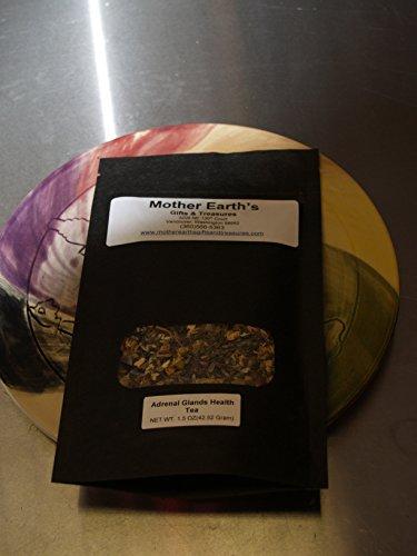 Herbal Medicinal Loose Leaf Tea -Adrenal Gland Health Tea