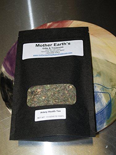 Herbal Medicinal Loose Leaf Tea -Artery Health Tea