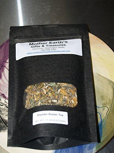 Herbal Medicinal Loose Leaf Tea -Bladder Buster Tea