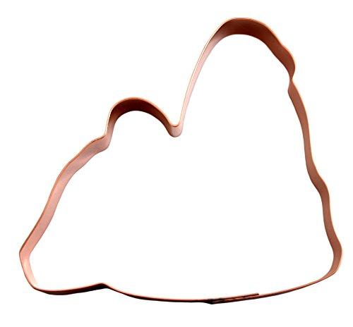 Shih Tzu Copper Dog Cookie Cutter