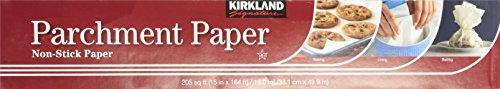 Kirkland Signature Non Stick Parchment Paper 205 sqft