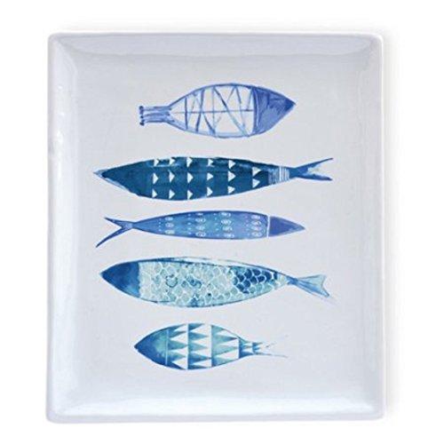 Boston International Malaga Fish Plate Medium