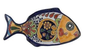 Talavera Fish Plate - 5 W x 975 L