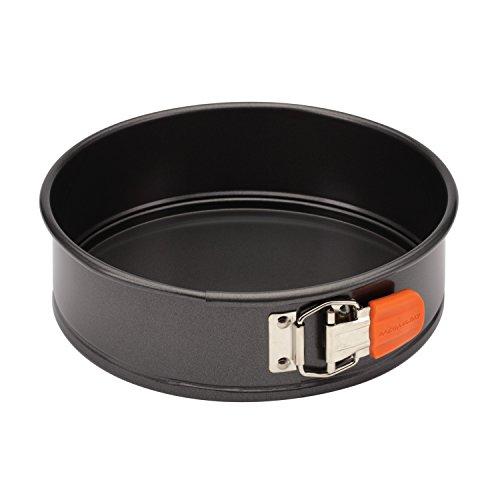 Rachael Ray Oven Lovin Nonstick Bakeware 9-Inch Springform Pan Orange