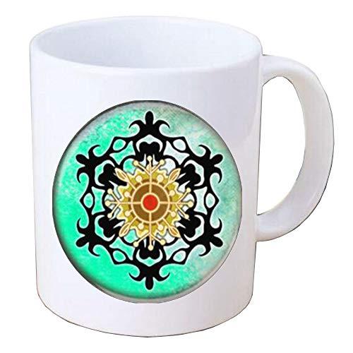 Snowflake MugWinter JewelrySnowflake Coffee Mug,Snowflake Coffee MugWinter MugChristmas Gift For HerHTY-284