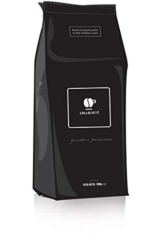 Lollo Caffe Gourmet Espresso - Whole Bean Espresso 22-Pound Bag Nero