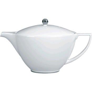 Platinum Fine Bone China Teapot