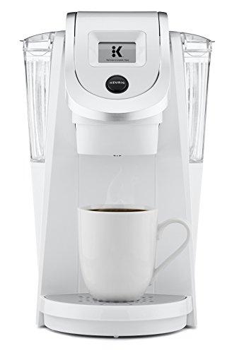 Keurig K250 Single Serve Programmable K-Cup Pod Coffee Maker White