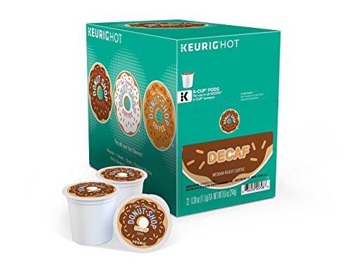 The Original Donut Shop Decaf Keurig Single-Serve K-Cup Pods Medium Roast Coffee 22 Count
