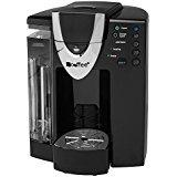 iCoffee RSS300-DAV Davinci Single Serve Coffee Brewer with Spin Brew Technology Black