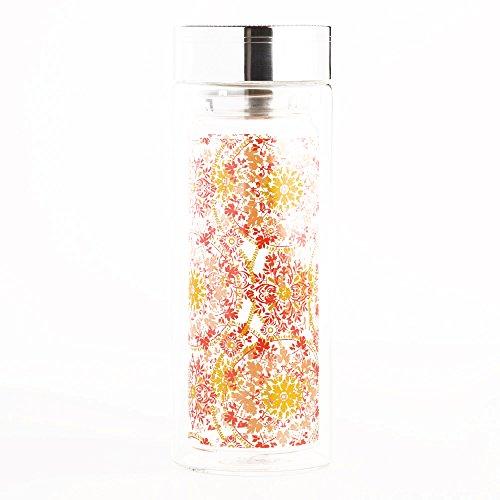 Julianna Glass Tea Infuser Carafe  10 oz c oz each