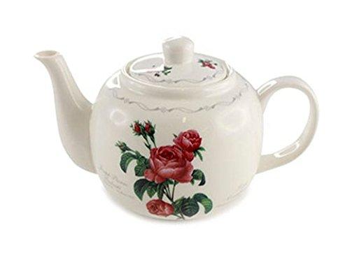 New Design Redoute Rose Teapot by Leonardo LP91482