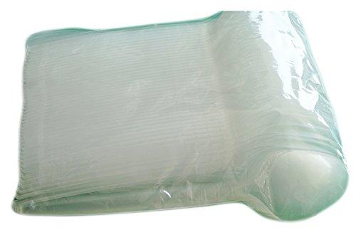 Amatahouse Savepak Disposable Opaque White Plastic Spoons 65 - Party Supplies 100 count Food Grade