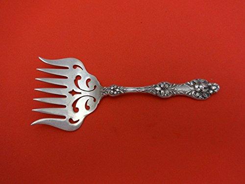 Old Orange Blossom by Alvin  Gorham Sterling Silver Sardine Fork 4 14
