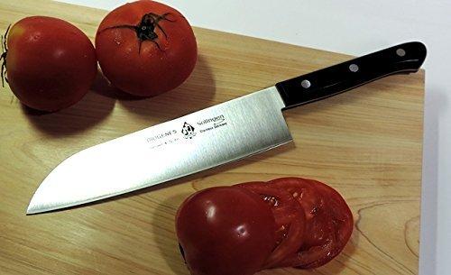 Solingen Germany Santoku kitchen knife 18cm