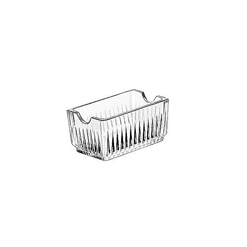 Libbey 5460 Winchester Glass Sugar Packet Holder - 24  CS